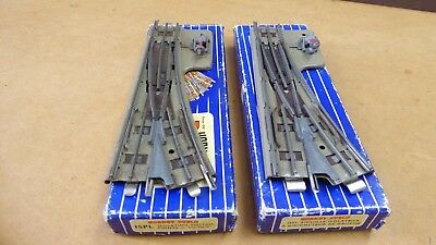 Hornby Dublo 3 Rail Left Hand Manual Points