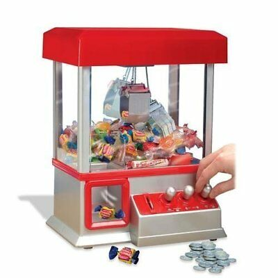 Carnival Claw Game Electronic Home Arcade Toy Grabber Crane Machine Seen On TV..
