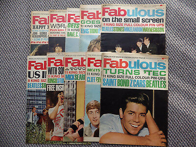 Fabulous Magzines from the 60's