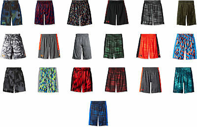 Under Armour Boys' Instinct Printed Shorts, 19 Colors