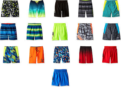 Under Armour Boys' Swim Shorts, 18 Colors
