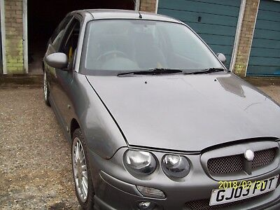 MG ZR 160 selling for spares, 95,000 miles