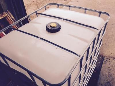 IBC Container 1000 Litre or 600 Litre
