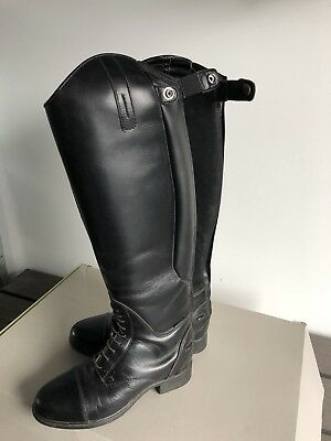 Ariat Bromont riding boots size 5.