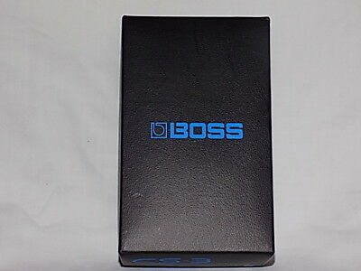 Boss~CS-3~ Compression Sustainer Boxed
