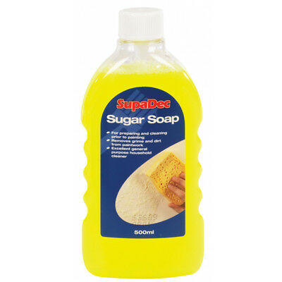 SupaDec Sugar Soap 500ml For Cleaning Prior to Painting