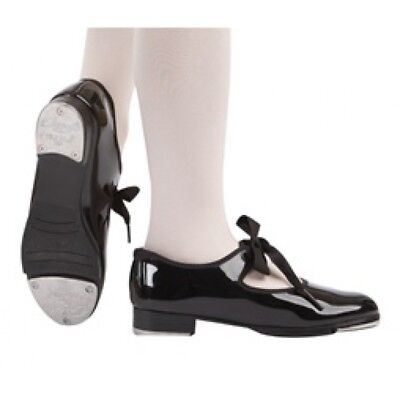 Girl's Patent Leather tap shoes Capezio N625c Free Shipping