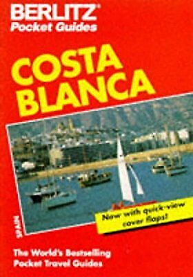 Costa Blanca (Berlitz Pocket Travel Guides), , Used; Good Book