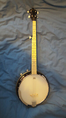 5 string G Clearwater banjo