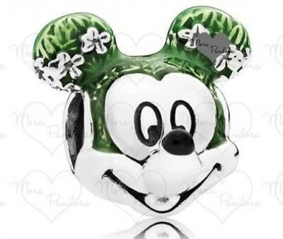 Disney 2018 Epcot Flower and Garden Festival Mickey Mouse Pandora Charm PRE SALE