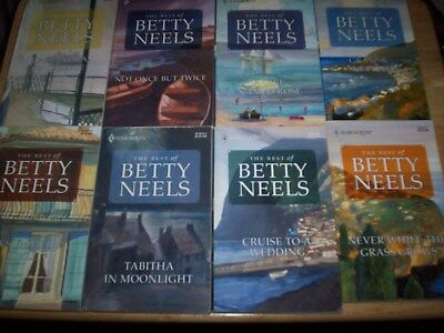 Lot of 39 The Best of Betty Neels Harlequin books