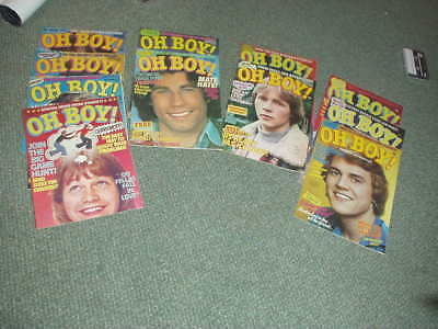 Oh Boy Collection 1977 1978 1979 1980