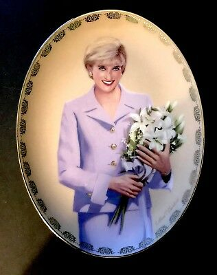 Diana Queen Of Our Hearts Our Adored Princess Bradford Exchange