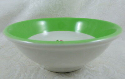 """GREENBRIER HOTEL Dorothy Draper Rhododendron 5 7/8"""" Cereal Bowl Mayer China"""