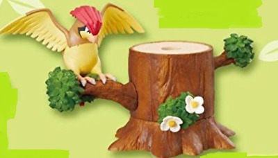 "Pokemon "" Pokemon Forest "" Pidgeotto from Japan Re-Ment  SALE anime F/S"
