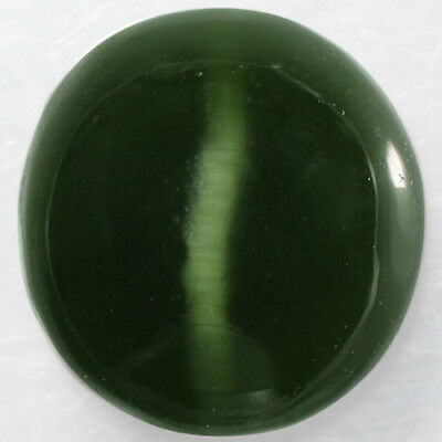 2.60Cts Unheated Natural Kornerupine Catseye -Loose Gemstone