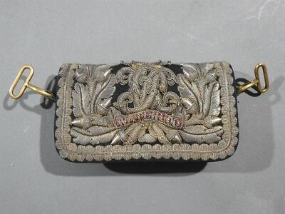 1st King's Dragoon Guards Officers Dress Pouch