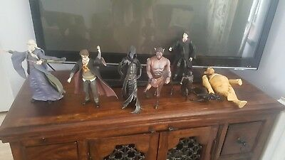 harry potter figures bundle
