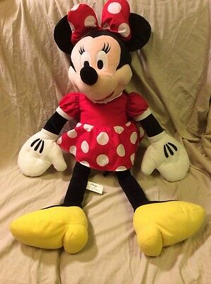 Disney Store Deluxe Mickey Mouse Big Jumbo Plush 25 Quot Tall