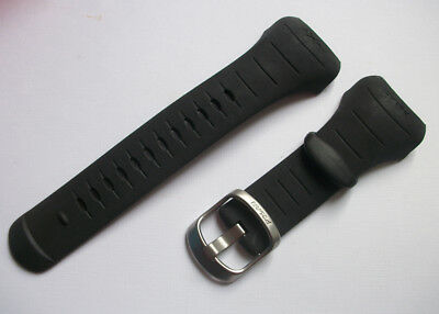 NEW Replacement BLACK Wrist Band Strap For Polar AXN300 AXN500 Watch, Wristband