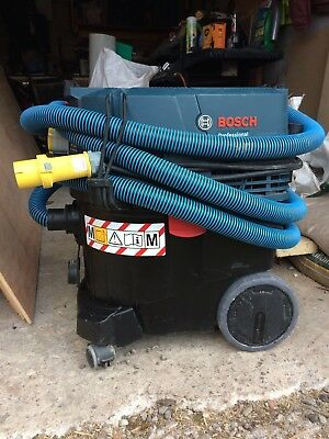 Bosch GAS35MAFC Wet And Dry Dust Extractor M Class GAS35MAFC 110 Volt
