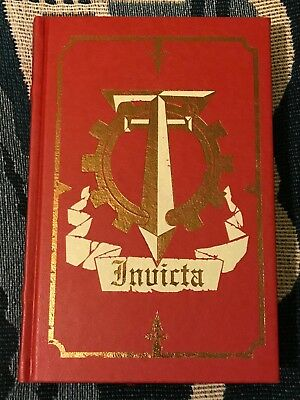 TITANICUS  Dan Abnett LIMITED Edition Warhammer 40K SIGNED Black Library Book