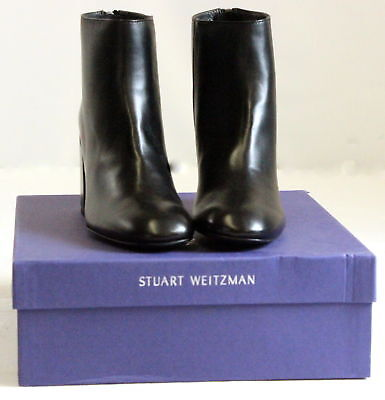 "Stuart Weitzman  Ankle Boot With 3"" Heels Size M9.0"
