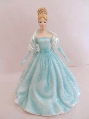 Royal Doulton  Figurine, Barbie, Hn 5609, 9 1/2 Inches