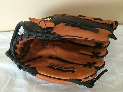 "Wilson Baseball Mitt Model A1821 PRO 6, 11"" Glove, Left Handed, Right Thrower"