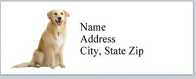 Personalized Address labels Dog Buy 3 get 1 free p 79