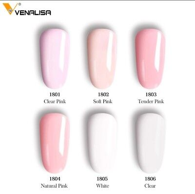 Venalisa 45g Quick UV Poly style Nail Gel Extend Sculpture Uk