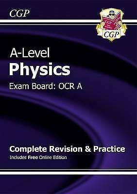 New A-Level Physics: OCR A Year 1 & 2 Complete Revision & Practice with Online …