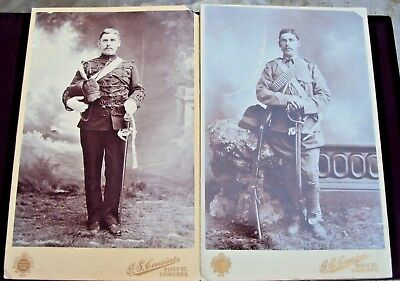 2X Soldiers In Military Uniform Photographs - Bury St Edmunds Photographer