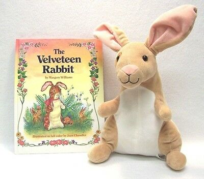 Kohls Cares The Velveteen Rabbit Stuffed Animal Plush 11 And