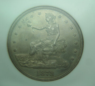 1878 Trade Proof Silver Dollar NGC Proof Details