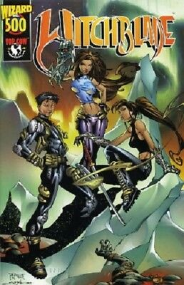 Witchblade #500 Wizard Special Edition With COA Top Cow NM