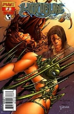 Witchblade Shades Of Gray #2 Cover B Top Cow NM