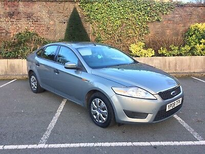 2008 Ford Mondeo Edge Grey 2.0 Low Miles Service History Clean Car
