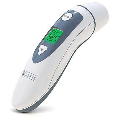 Medical Ear Thermometer with Forehead Function - iProven DMT-489
