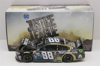 Dale Earnhardt Jr #88 2017 Nationwide Justice League 1/24 New In Stock Free Ship