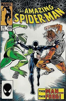 AMAZING SPIDER-MAN #266  Jul 85