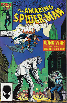 AMAZING SPIDER-MAN #286  Mar 87