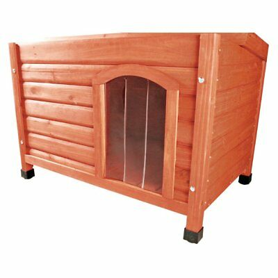 TRIXIE Plastic Flap Door for Log Cabin Dog House