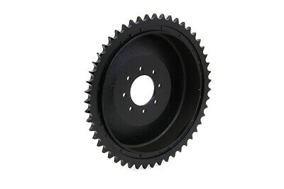 Rear Brake Drum Black,for Harley Davidson,by V-Twin
