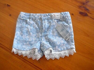 NEW - Breakers Girls Shorts - Size - 6