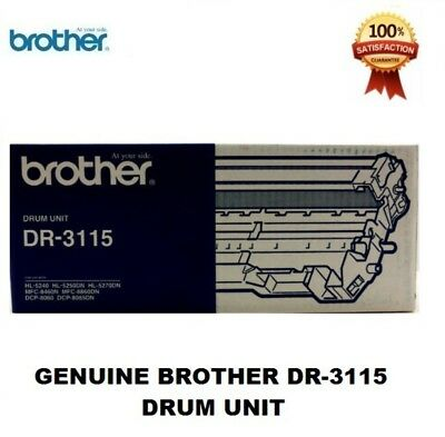 Genuine Brother DR-3115 Drum Unit In Partially Opened Box