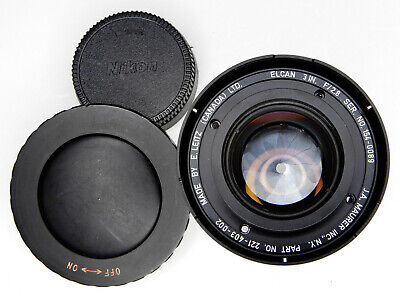 Leica Leitz 3in f2.8 Elcan  #154-0089 ........... Very Rare !! .......... Minty