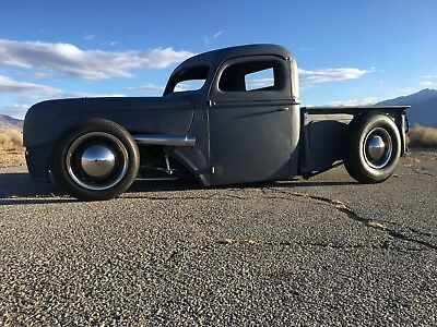 1940 Ford Other Pickups  1940 Ford pickup truck Hot Rod Rat Rod street rod bagged chopped