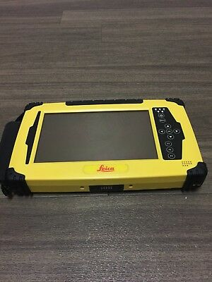 Leica iCON C66 Tablet with Long-Range Bluetooth & WLAN
