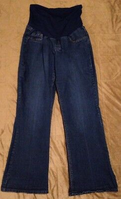 Fade to Blue Maternity Jeans Size XL (1X) Pre Owned Nice Shape See Pics!